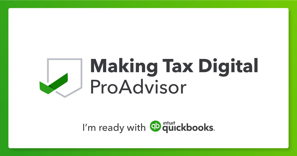 Ask your bookkeeper about making tax digital