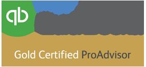 Intuit Quickbooks Certified Gold proAdvisor